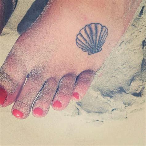 seashell tattoo meaning best 20 seashell tattoos ideas on shell