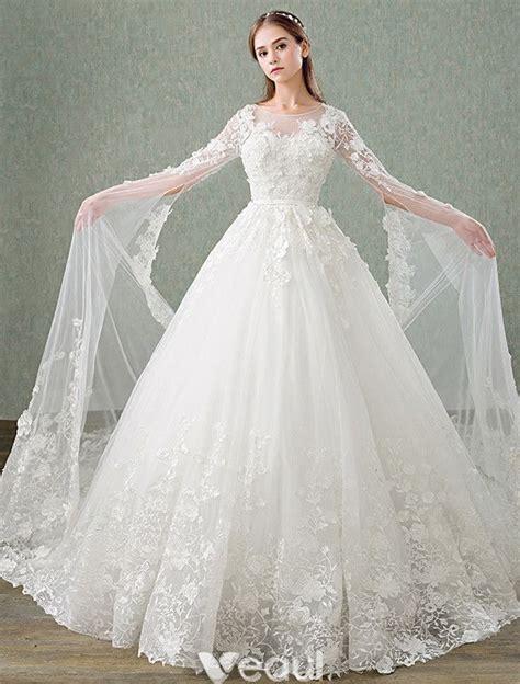 apliques dise o princesa vestidos de novia 2017 mangas 218 nicas de dise 241 o