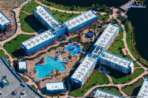 layout of art of animation resort art of animation resort aerial view photo 1 of 5