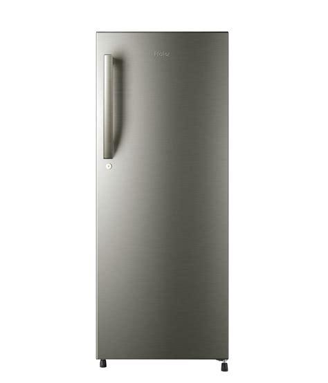 haier door refrigerator price haier 195 litres direct cool 5 hrd 2155bs single door