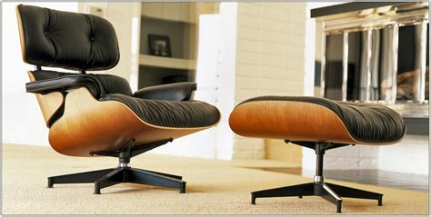 Eames Chair History by Eames Lounge Chair And Ottoman History Chairs Home