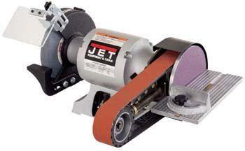 jet 8 bench grinder jet 8 quot bench grinder with multitool belt finishing tool