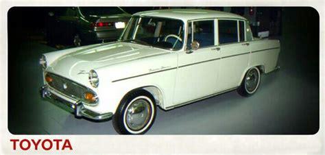 1960s Toyota Toyota Tiara 1960 Cars