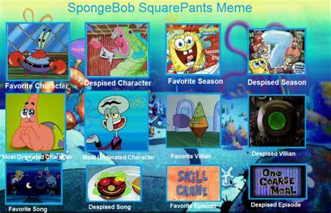 Spongebob Meme Episode