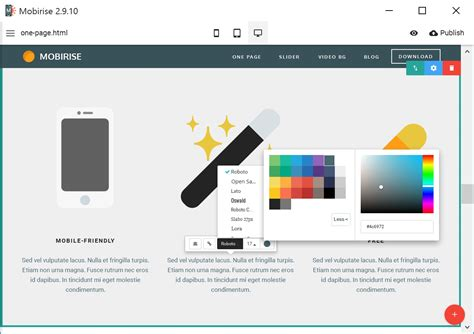 tutorial website builder 4 best mobile website builder software