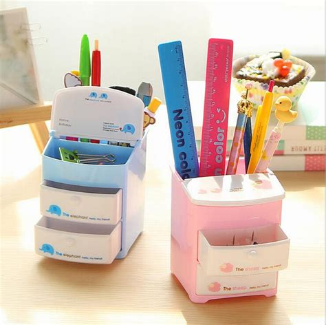 cute pen holder for desk popular cute desk organizer buy cheap cute desk organizer