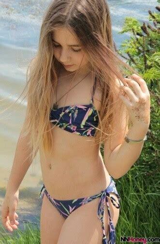 Petite Nn Teen Girl In A Bikini Nn Honey