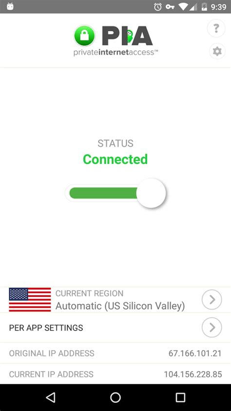 privateinternetaccess apk vpn by access apk android tools apps
