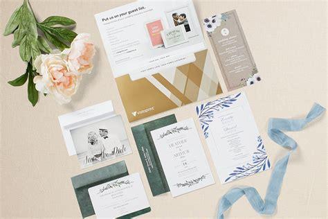 vistaprint wedding invitations envelopes free wedding sle kit wedding invitation sles