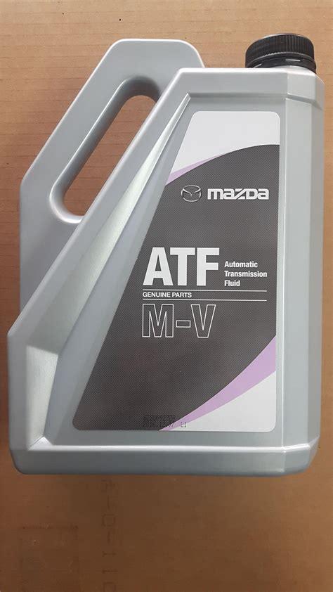 mazda m v fluid 28 images трансмиссионное оригинальное