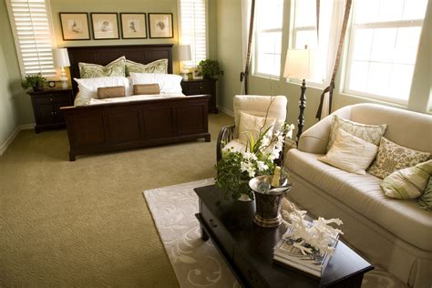 decorated professional master bedroom ideas