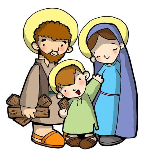 imagenes religiosas o sagradas dibujos para catequesis la sagrada familia de jes 218 s