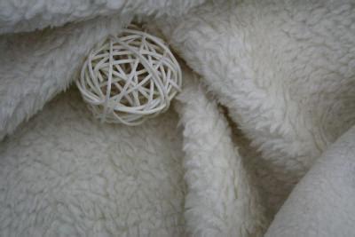 teddy fell natur meterware stoff deko schaffell decke - Schaffell Decke Kaufen