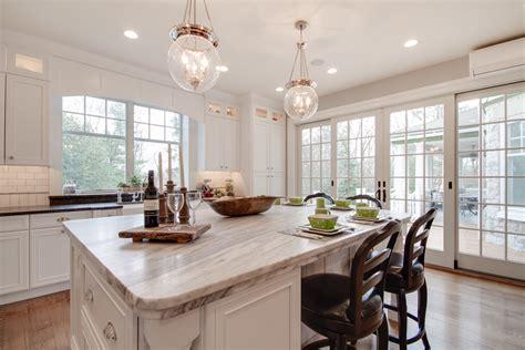 Kitchen Stove Backsplash Dream Kitchen In Historic Moorestown Home Stoneshop
