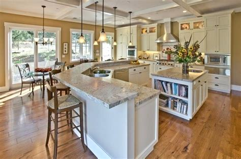 kitchen island with sink and seating surripuinet k c r