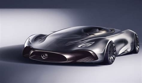 supercar concept mercedes hybrid supercar concept looks outlandish to say