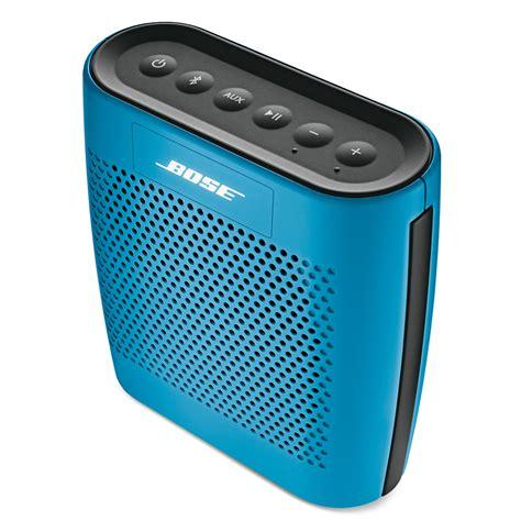 bose soundlink color bose soundlink colour bleu soundlink colour bt spkr