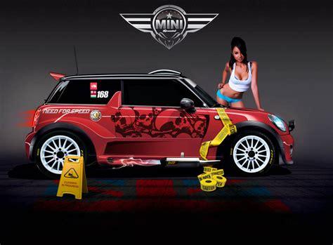 design art racing mini cooper race vt by klimentp on deviantart