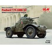 Panhard 178 AMD 35 WWII French Armoured Vehicle 100% New