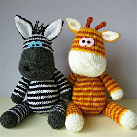 knitting patterns of animals 1000 images about knitted toys and doll clothes on