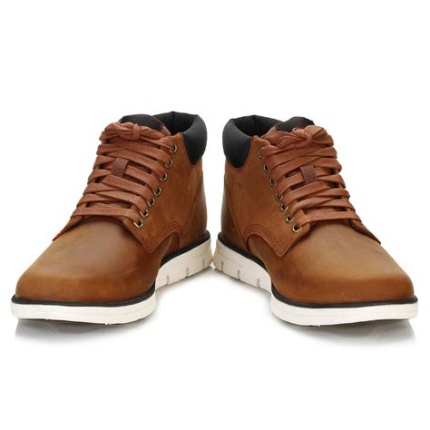 Timberland Leather Brown timberland mens chukka boots brown bradstreet leather