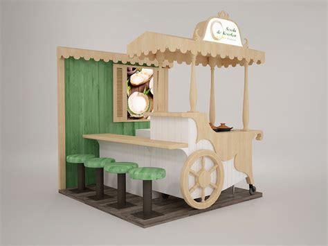 Booth, Kiosk, Stall Designs AIVIZ Studio