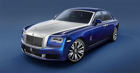 roll royce brown ghost