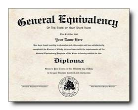 Ged Certificate Template by Are With Ged S More Like High School Graduates Or