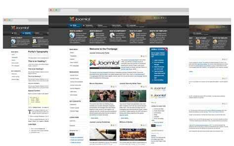joomla theme t3 t3 framework for joomla ja purity templates joomla