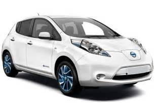 Are Nissans Cars Nissan Leaf Hatchback Prices Specifications Carbuyer