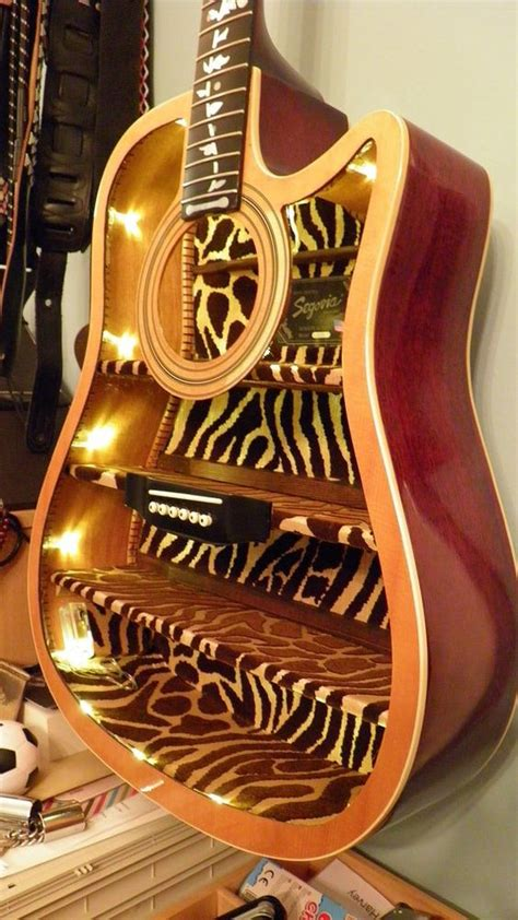 music themed furniture unusual guitar gift musical themed furniture by