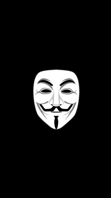 wallpaper for iphone anonymous apple iphone 6 hd wallpaper with anonymous mask with dark