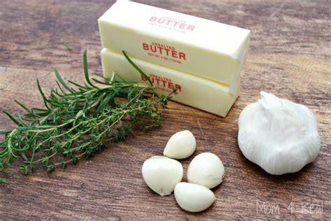 how to make herb compound butter recipe dishmaps