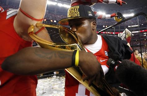 oregon vs ohio state chionship 2015 national chionship game posts record cable ratings for espn