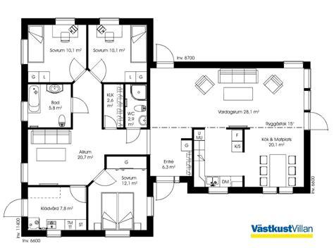 grundriss 4 schlafzimmer kitchen and living room http schwedenholzhaus files