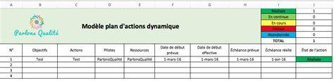 Modã Le Plan D Excel Mod Le Plan D