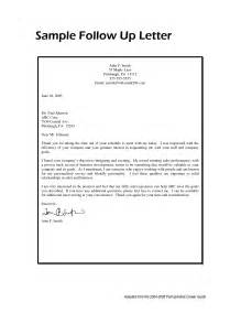 Contract Follow Up Letter Sle Doc 625524 Best Photos Of Followup Email After Sending Resume Followup Bizdoska