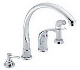 delta single handle kitchen faucet parts order replacement parts for delta 174 single handle lever
