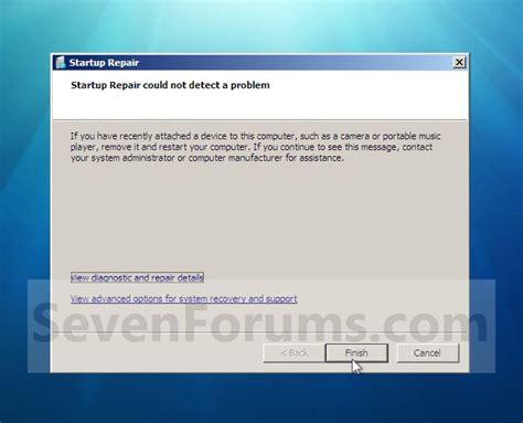 windows 7 won t start windows 7