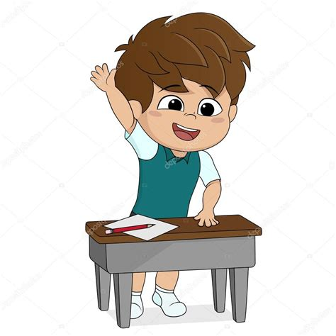imagenes de stand up kid stand up and ask a question back to school stock