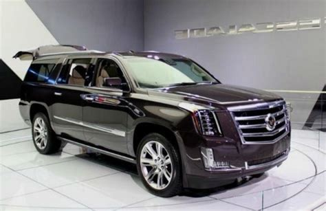 2020 Cadillac Escalade Premium Luxury by 2020 Cadillac Escalade Esv Premium Luxury Concept Price