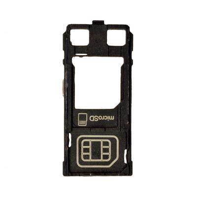 Sim Lock Sim Tray Tempat Kartu Sony Xperia C4 Single Sim E5303 綷 綷 綷 sony xperia xz 綷 綷 崧 綷 綷