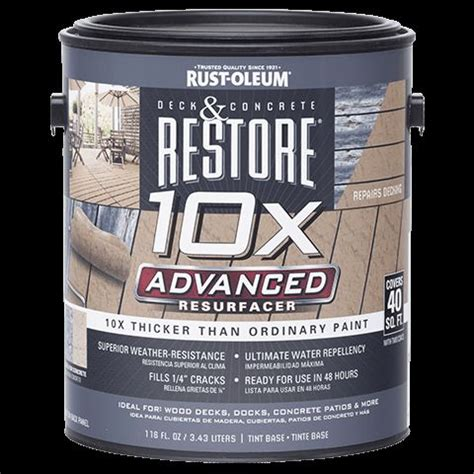 restore  advanced  oz formulated  resurface