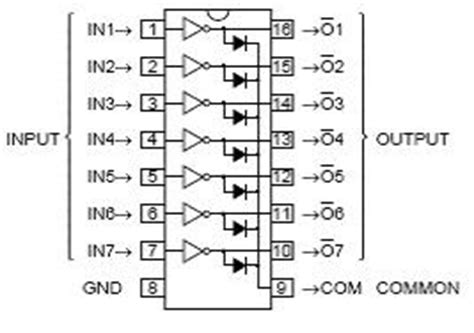 pnp transistor array ic electronic integrated circuits ics