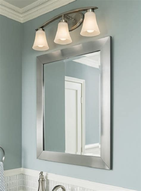 bathroom vanity mirrors lowes 13 topmost lowes bathroom vanity mirror that you should buy