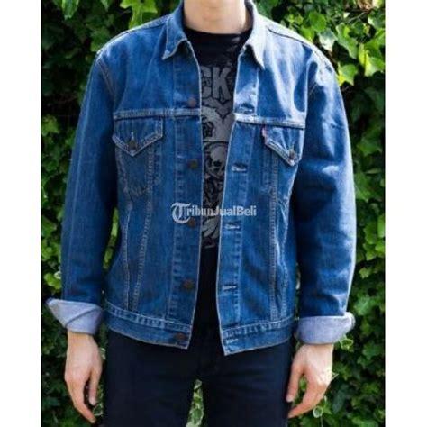 Celemek Bahan Tebal 1 jaket pria new bahan tebal kualitas premium murah jawa barat dijual tribun