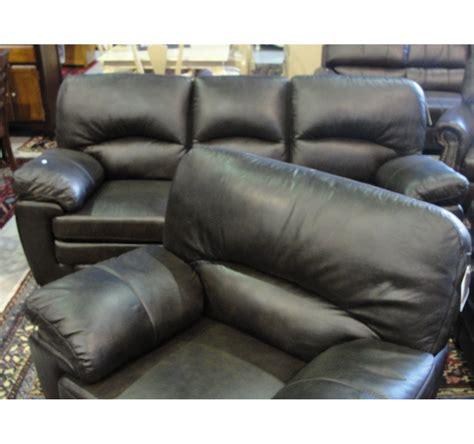 sofa loveseat ottoman set 4 chocolate brown leather sofa set sofa loveseat
