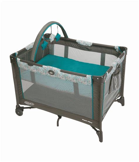 Pack N Play Cribs by Graco Pack N Play On The Go Playard Bassinet Snapdeal