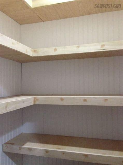 how to build floating shelves closet ideas pinterest
