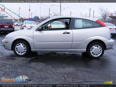 2005 focus zx3 2005 ford focus zx3 se coupe cd silver metallic charcoal